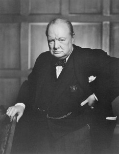 Churchill Mindset
